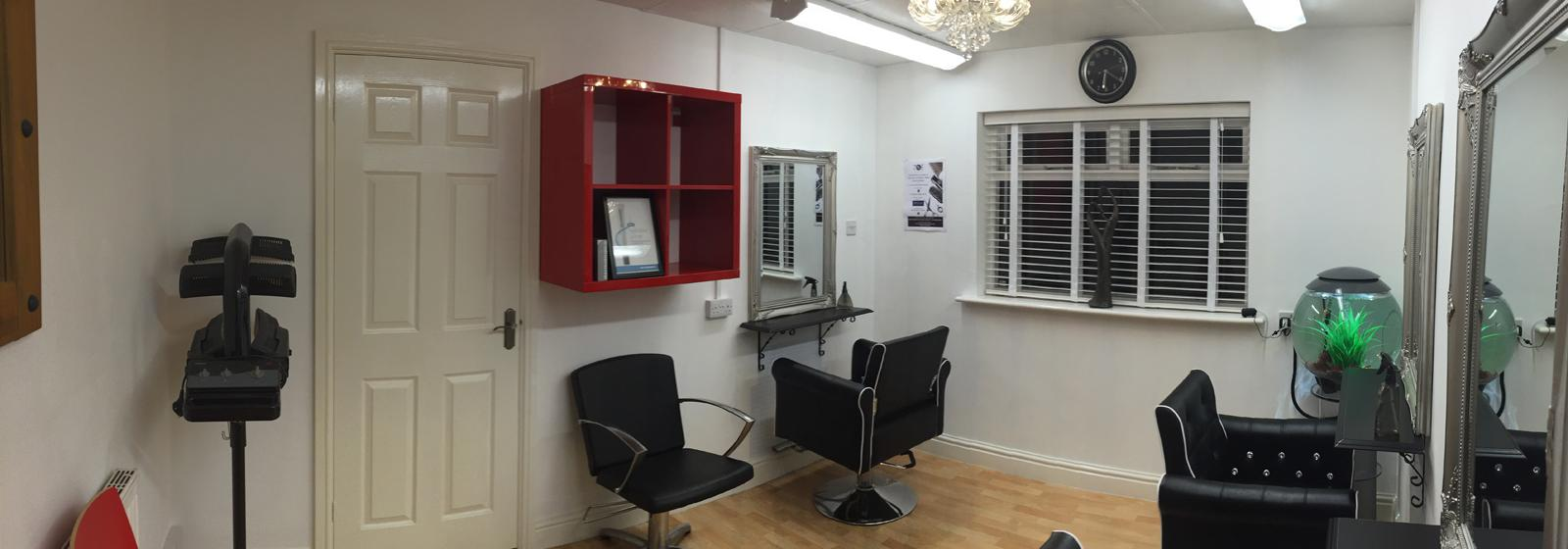 Zoes Salon - Colouring Room