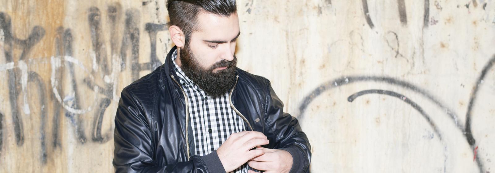 Mens cut & style