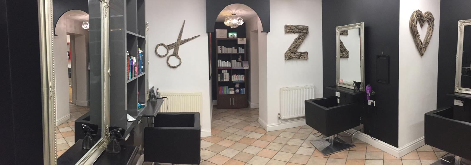 Zoes Salon - Ladies